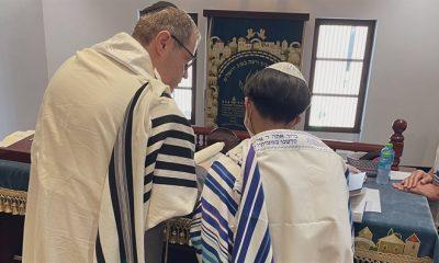 La comunidad judía de Bahréin logró el primer minian en 74 años