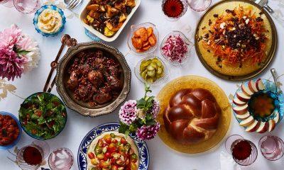 rosh hashana mesa