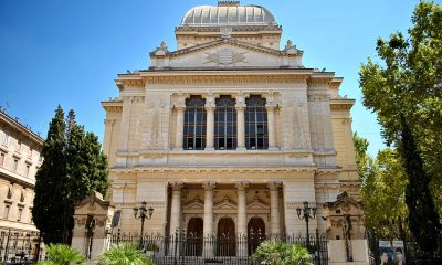 The Great Synagogue in Rome