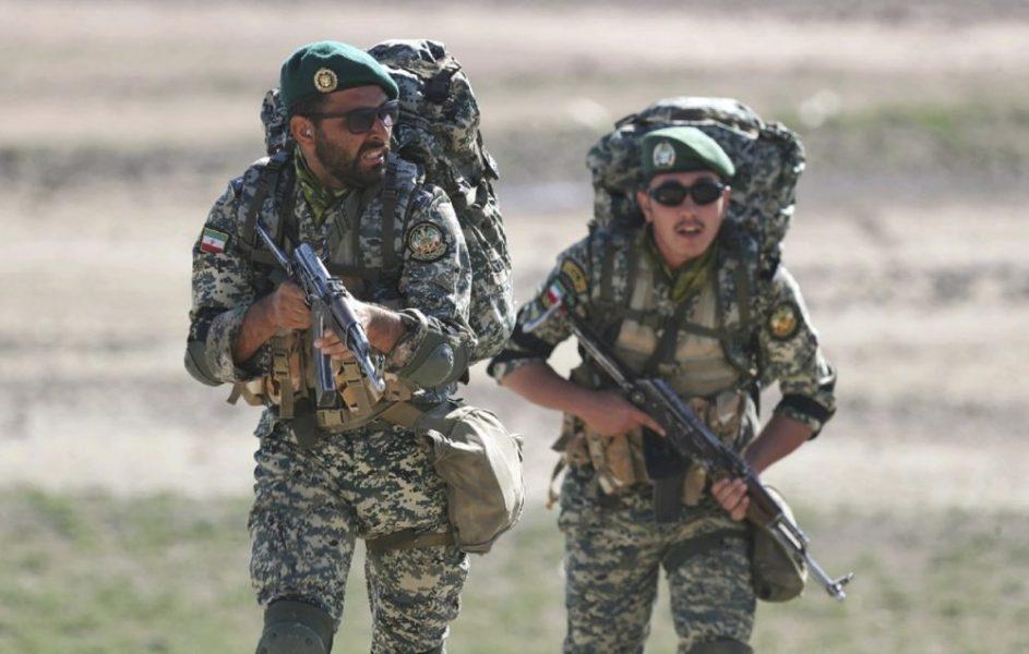 Iran Military Exercises