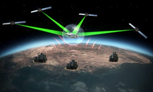 IAF incorporó un nuevo sistema antiinterferencia