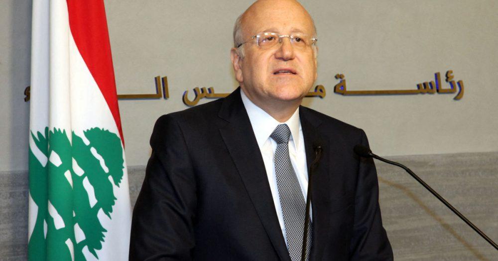 LEBANON-POLITICS-GOVERNMENT-MIKATI