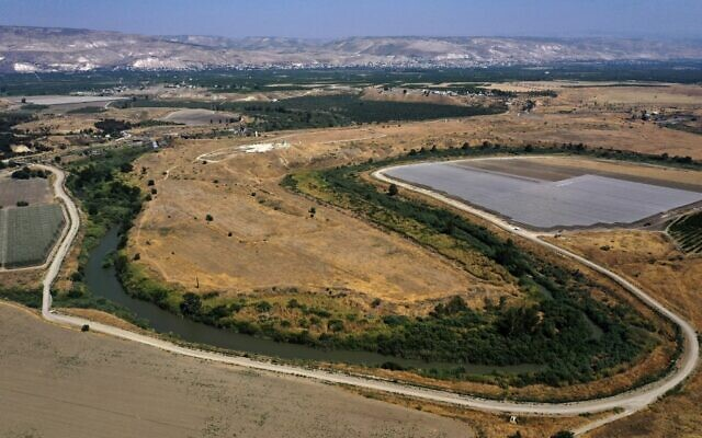 ISRAEL-JORDAN-PALESTINIAN-WATER-CLIMATE-ENVIRONMENT-CONFLICT