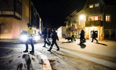 APTOPIX Norway Attack