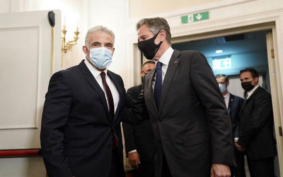 ITALY-USA-ISRAEL-DIPLOMACY