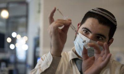 Virus Outbreak Israel Booster
