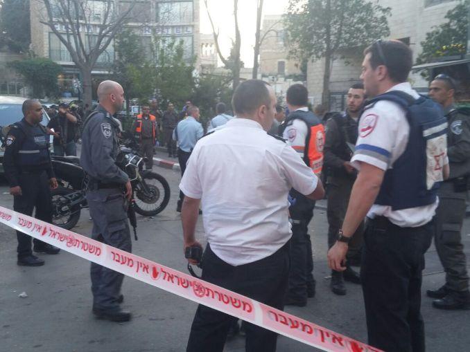 Tercer atentado en Israel: Un muerto y una decena de heridos en 3 lugares diferentes del puerto de Jaffa