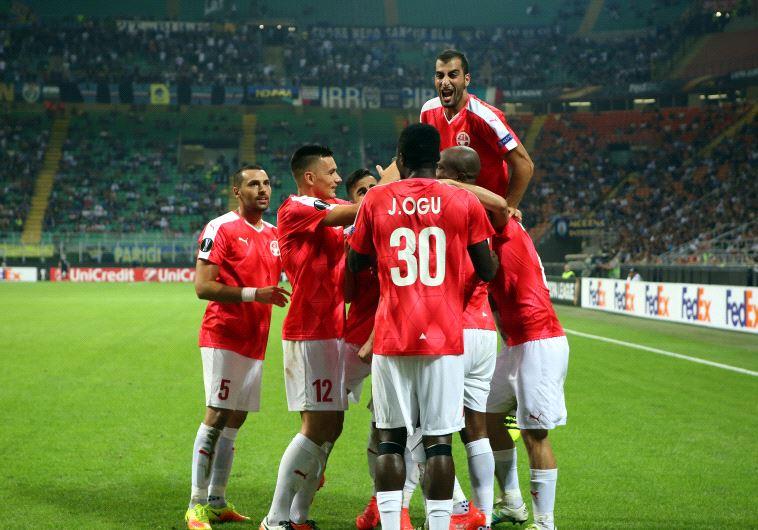 Fútbol: Batacazo de Hapoel Beer Sheva: Derrotó 2-0 a Inter en Milán, por el grupo K de la Liga Europa
