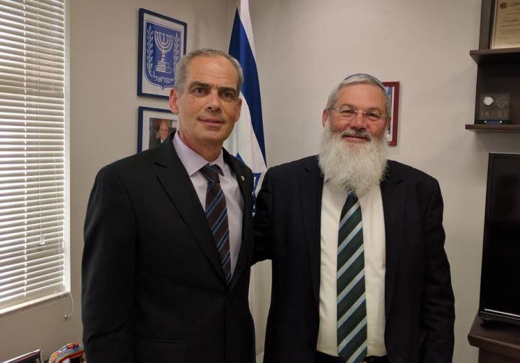 Viceministro de Defensa visitó México, tuvo reuniones diplomáticas y preparó viaje presidencial a Israel