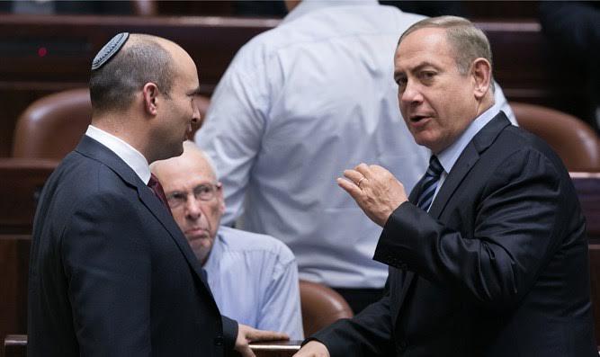 Bibi Bennett Knesset