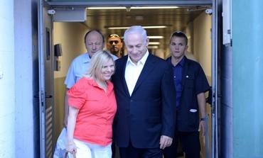 """Netanyahu: """"El comunicado de la Policía no incluye recomendación alguna de llevar a juicio"""" a su esposa"""