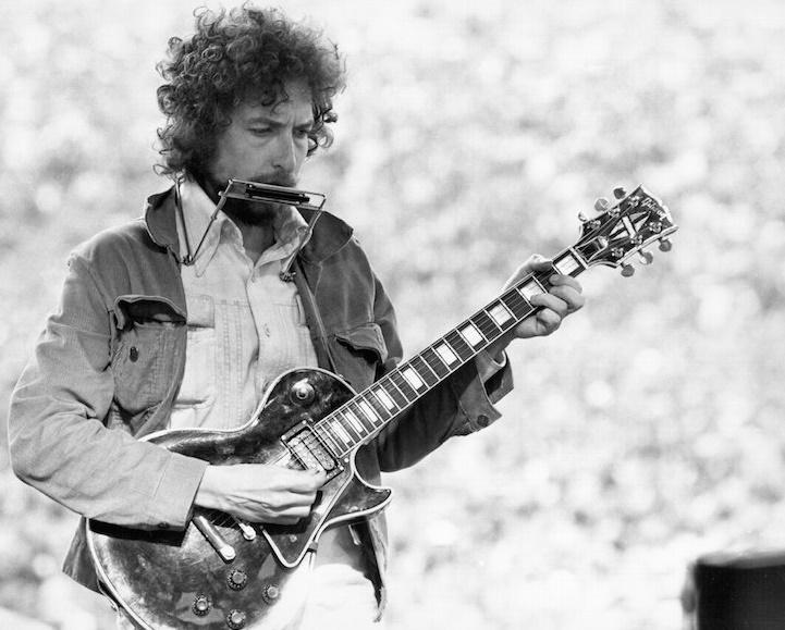 El artista de origen judío Bob Dylan es el premio Nobel de Literatura 2016