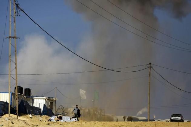 Tensión en el sur de Israel tras disparo de cohete y ataque de las FDI