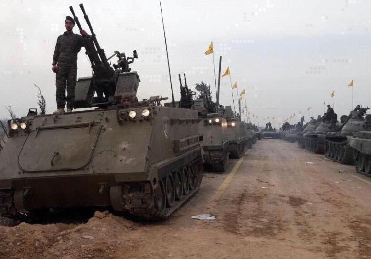Israel informa a EE.UU. que Hezbollah usa en Siria blindados que Washington entregó al ejército libanés