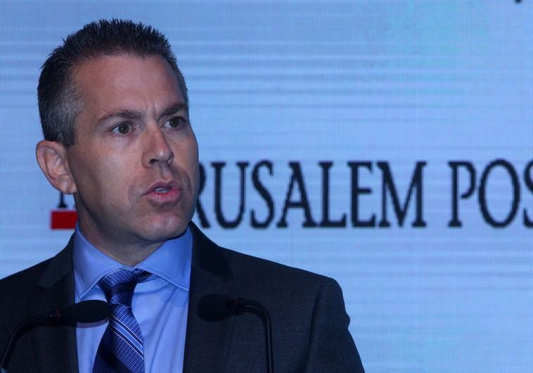 """Ministro israelí: Expresiones británicas """"son claro ejemplo de penetración del islam radical"""""""