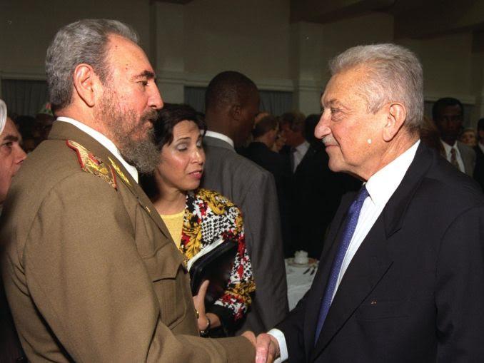 Fidel Castro, el Estado de Israel y los judíos