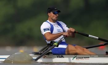 Remo. Italia: Daniel Fridman se convirtió en el primer israelí finalista de una etapa de la Copa del Mundo
