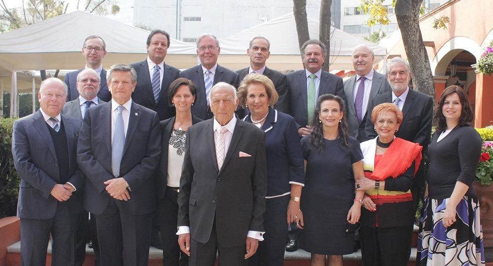Consejo Directivo de Amigos Shaare Zedek México