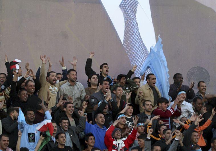 Inédito: Enojados por derrota de su equipo contra otro de palestinos, hinchas jordanos cantaron por Israel