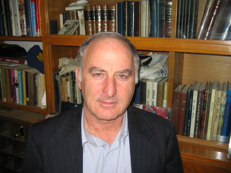 """Entrevista. Presidente de Almagor, Asociación de Víctimas del Terrorismo: """"Debemos proteger nuestro pequeño rincón y nunca rendirnos"""""""