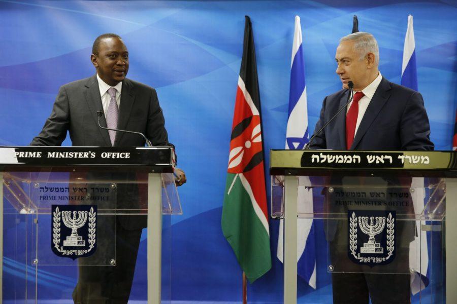 Israel y Kenai