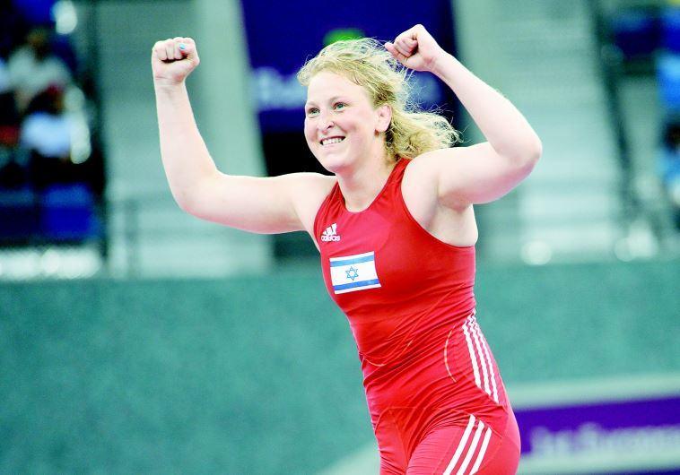 Rio 2016: Israel clasifica por primera vez a una luchadora, y un jugador de bádminton asegura su pasaje
