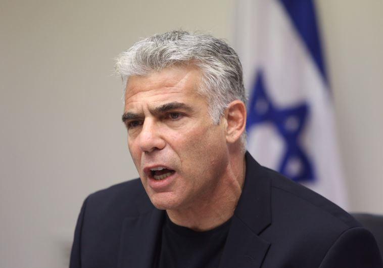 """Atentado/Turquía. Ex ministro Lapid: """"El mundo condena a Israel y es muy cauteloso con violencia islámica"""""""