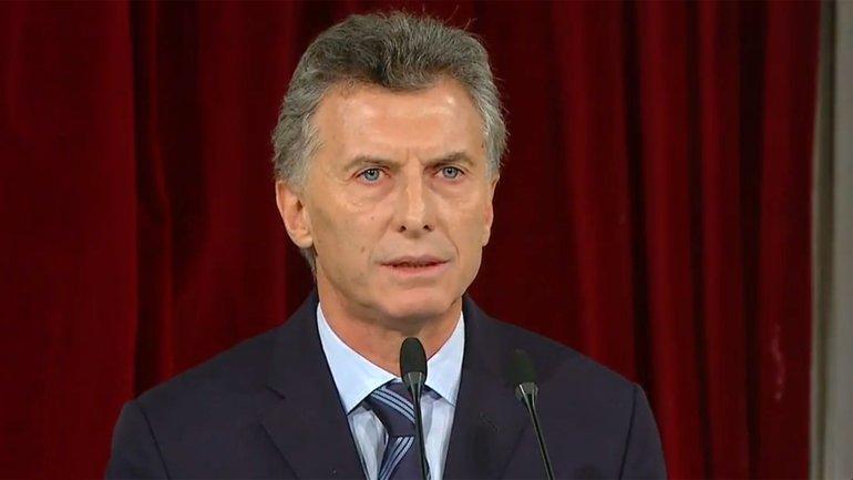 Argentina: Macri habló de los atentados, Nisman e Israel en la apertura de sesiones ordinarias del Congreso