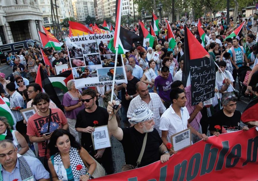 España: Procuraduría para Crímenes de Odio investiga a un concejo municipal por incitación pro BDS