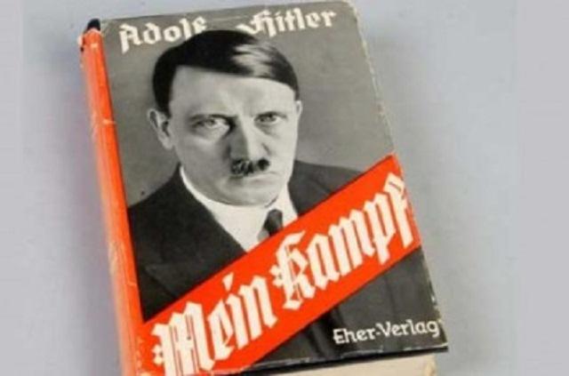 El libro 'Mein Kampf' de Hitler se convierte en un best-seller alemán