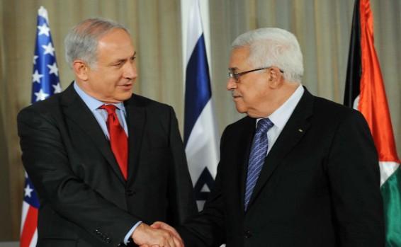 Netanyahu Abu Mazen