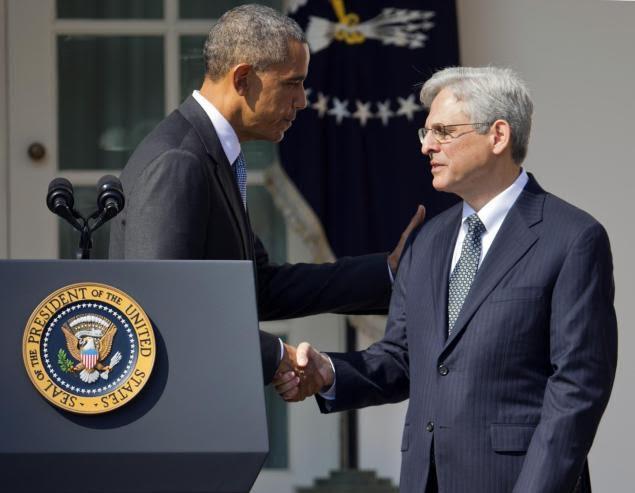 EEUU: Garland acepta la postulación de Obama y podría ser el cuarto miembro judío de la Corte Suprema