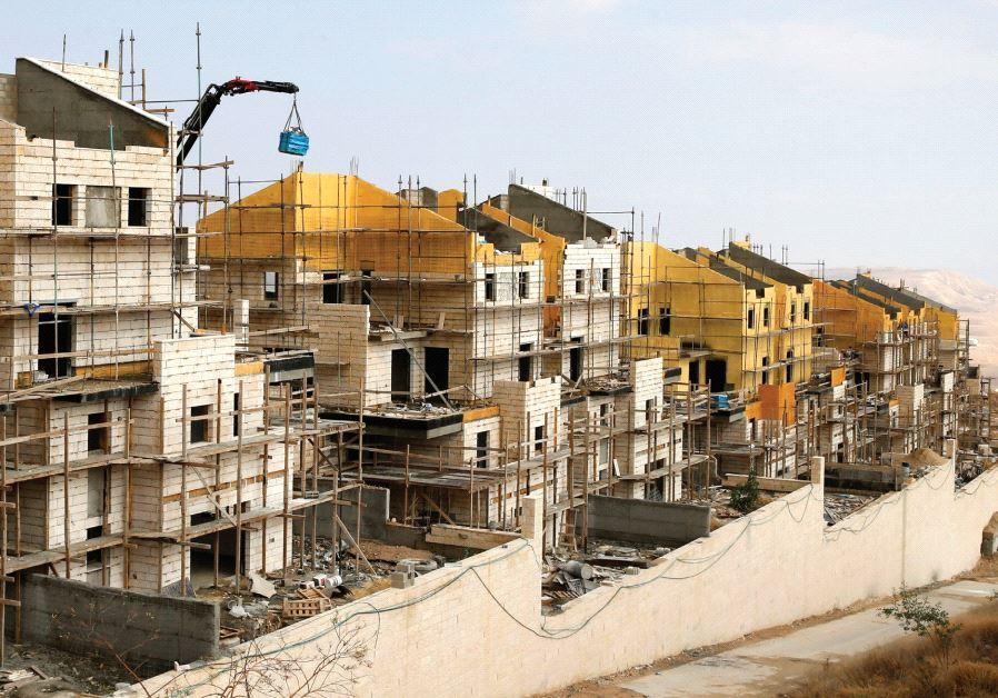 Israel anuncia que se construirán 2.500 unidades habitacionales en las comunidades de la Margen Occidental