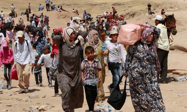 Filántropo estadounidense: Israel accedió a dar ayuda médica, educativa y alimenticia a víctimas sirias