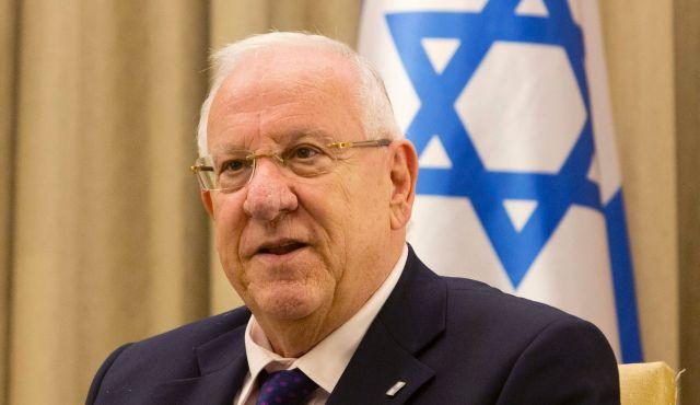 """Atentado/Jerusalem. Rivlin: """"El terrorismo no puede superarnos y nunca destruirá nuestras vidas aquí"""""""