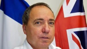 Netanyahu designa oficialmente director general de la Cancillería israelí al diplomático Yuval Rotem