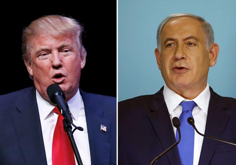 Netanyahu planea que Trump adopte una postura firme con Irán