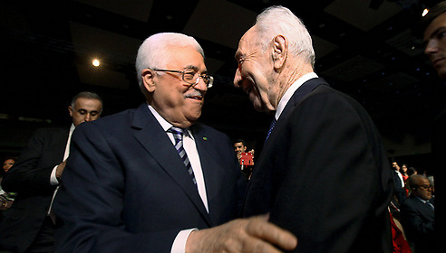 Netanyahu autorizó oficialmente la asistencia deAbbas al funeral de Peres