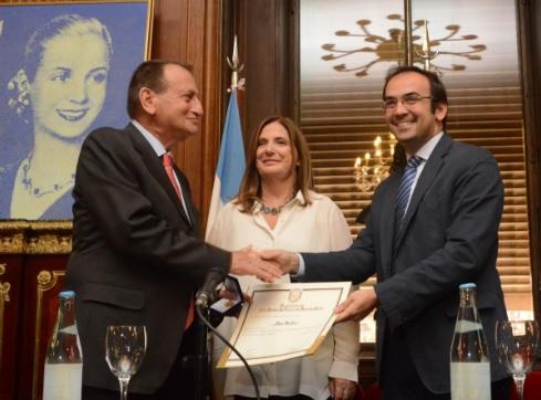 Importante visita del alcalde de Tel Aviv a Buenos Aires