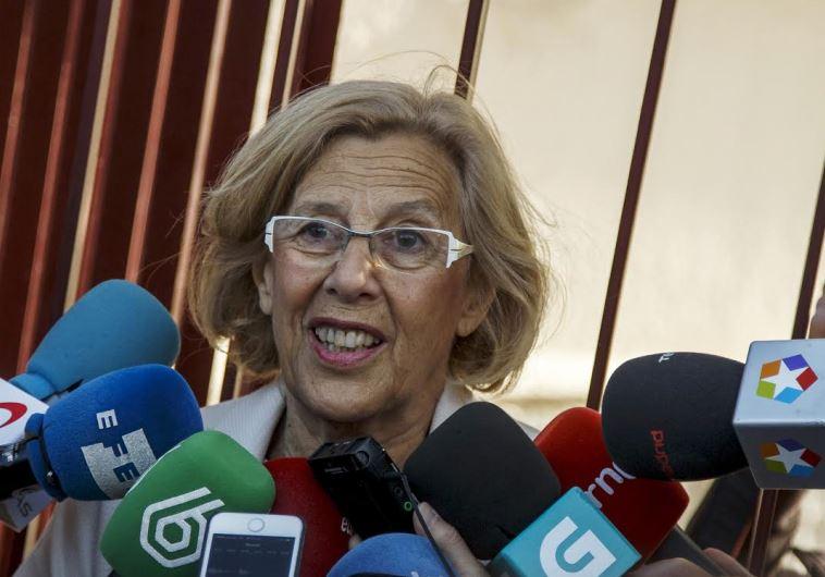Alcaldesa de Madrid