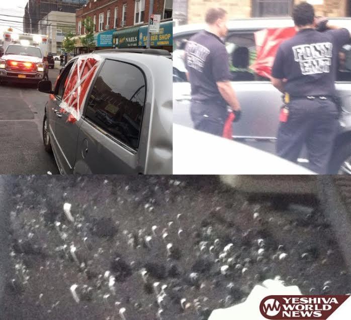 Nueva York: agreden un vehículo conducido por una judía ortodoxa