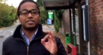 Un transeúnte londinense filmó cómo recibía maltratos antisemitas