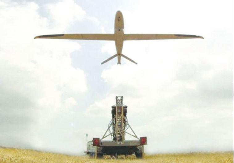 Informe: Arabia Saudita adquirió aviones no tripulados israelíes a través de Sudáfrica