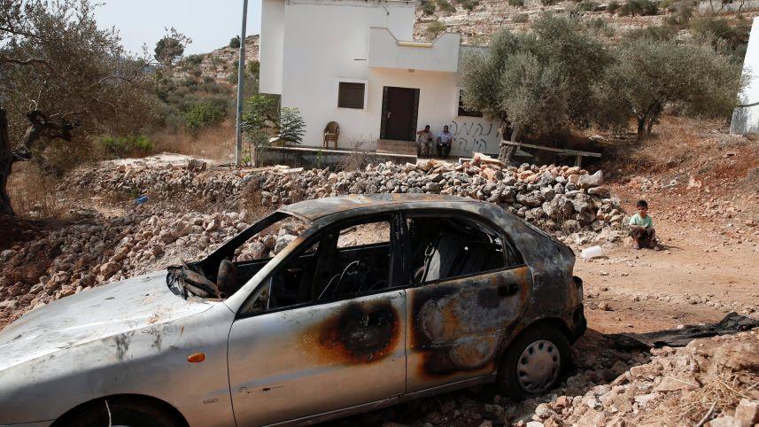 Israel. La Shin Bet descubrió una célula terrorista judía responsable de ataques contra palestinos