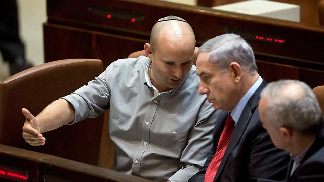Entrecruce de críticas entre Bennett y Netanyahu por un incidente en Hebron