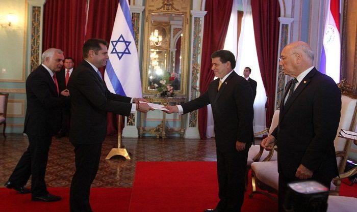 """Entrevista/UNESCO. Embajador Israel: """"Hubiéramos preferido que Paraguay se opusiera, pero lo entendemos"""""""