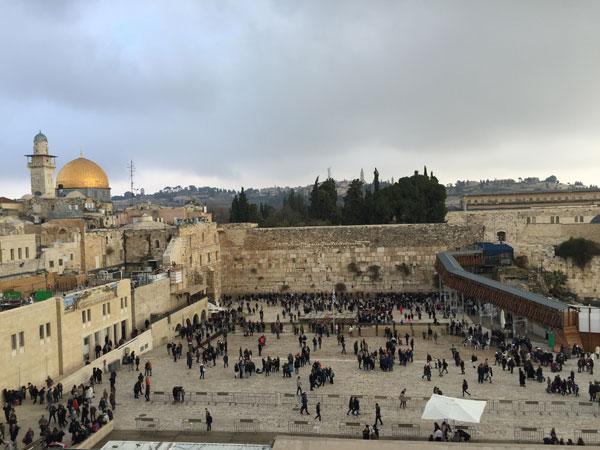 Oleada de turistas chinos toman la rica historia y cultura de Israel