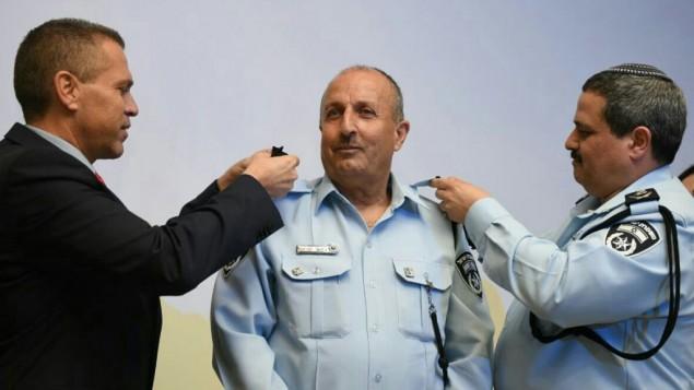 La Policía de Israel nombró al primer subcomisionado musulmán