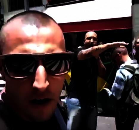 La Policía brasileña identificó a los neonazis autores de un video antisemita