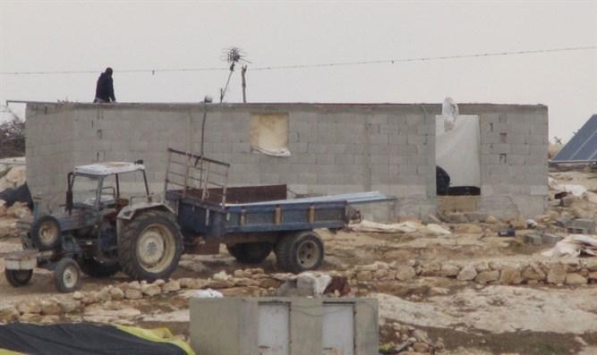 Israel aprobó permisos de construcción para los palestinos en Cisjordania